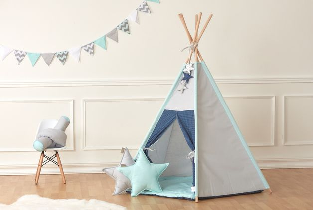 die besten 25 tipi zelt ideen auf pinterest tipi. Black Bedroom Furniture Sets. Home Design Ideas