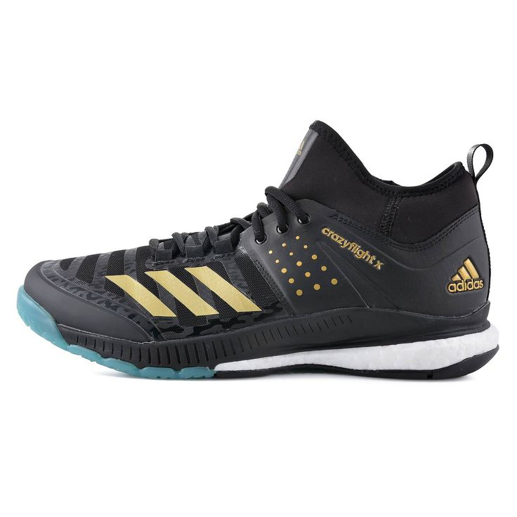 Adidas Men's Crazyflight X Mid Volleyball Shoes | USA Volleyball Shop