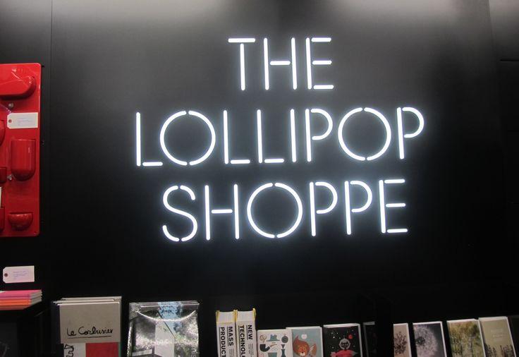 lollipop shoppe london