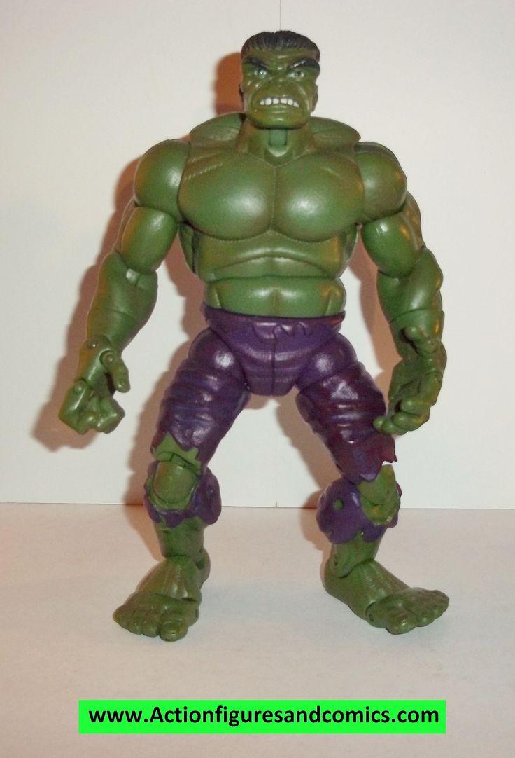 Hasbro MARVEL LEGENDS 6 inch action figures HULK 1st appearance (galactus…