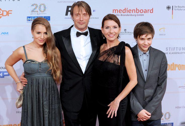 Mads Mikkelsen and Hanne Jacobsen - freakishly good ...