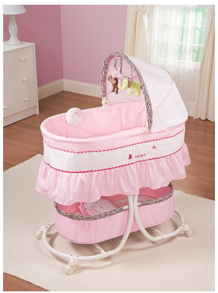 1000 Ideas About Baby Girl Bassinet On Pinterest