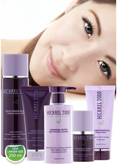 Acne Or Oily Skin Regimen