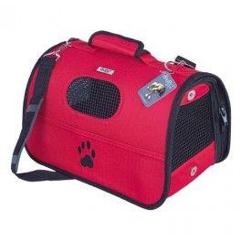 Bolsa semirrígida para transportar a tu mascota