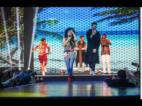 Freaky Fortune, Marios Brasil, DJ Kas, Σ.Αρβανίτη /Μη μου μιλάς για καλοκαίρια-Coco Jambo (VMA 2014) - YouTube