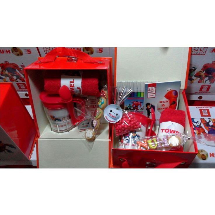 Birthday package Azam & Nuh