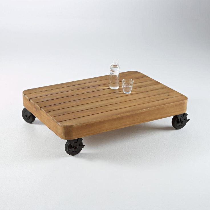 17 meilleures id es propos de salon de jardin teck sur for Table basse en acacia