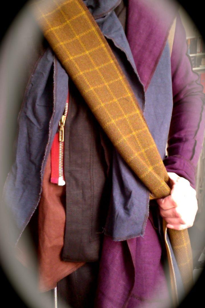 Linenfabrics from Riga. june 2015