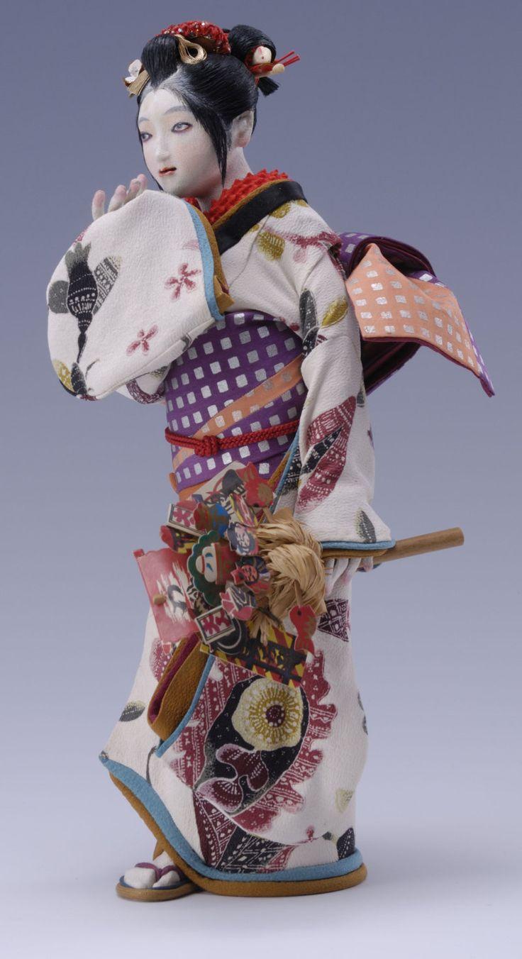 お夏清十郎の画像   辻村寿和Collection「寿三郎」創作人形の世界