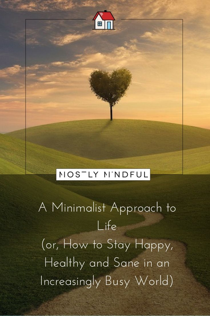 Interested in how minimalism can be applied to other areas of your life besides getting rid of physical clutter? This is part 1 of an epic blog post (possibly e-book) in which we discuss a minimalist approach to just about everything (or how to stay happy, healthy and sane in an increasingly busy world) #aff