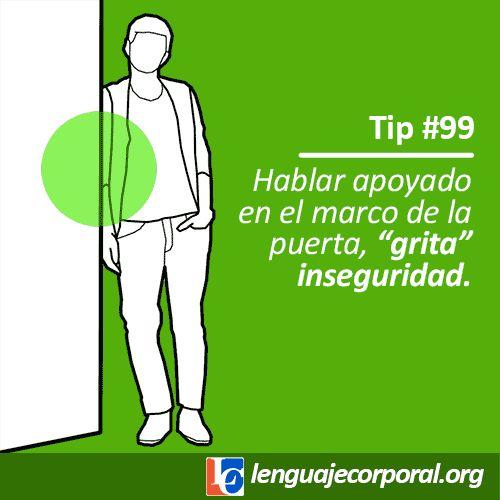 Lenguaje corporal tip99-500