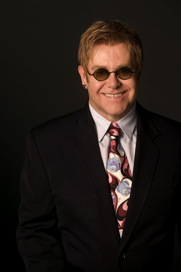 Details About Sir Elton John 8 X 10 Glossy Photo Picture
