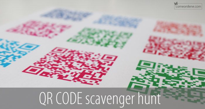 qr code scavenger huntCamps Ideas, Facs Class, Teen Scavenger Hunt, Codes Scavenger, Scavenger Hunting, Scavenger Hunt People, Codes Camps, Fun, Diy Awesome