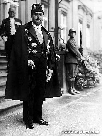 Ghulam Siddiq FM, in Berlin, 1928