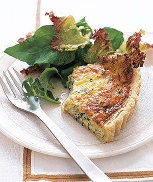 This is a great basic quiche recipe. Add any additional fillings you'd like and it tastes fabulous!