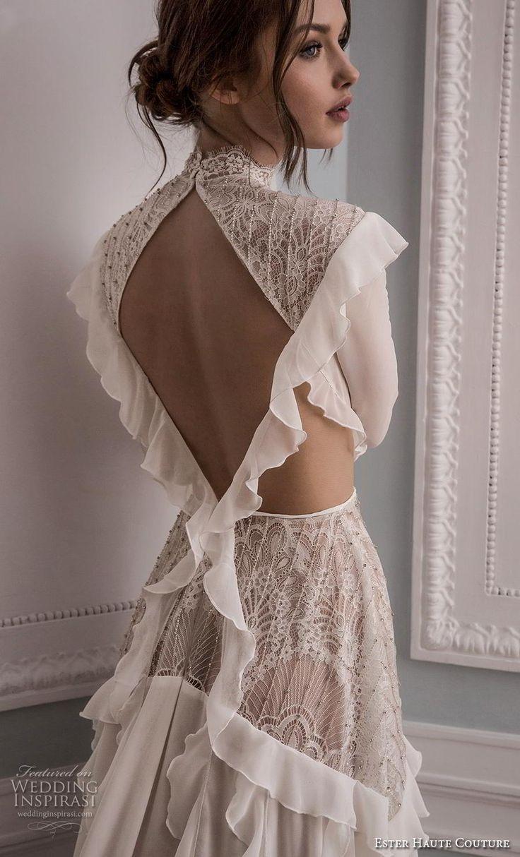 Ester Haute Couture 2018/2019 Wedding Dresses