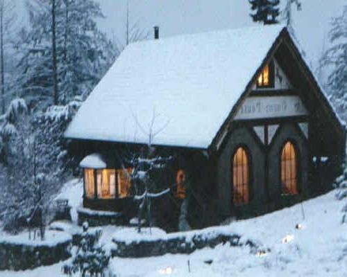 Etonnant Cute House On Orcas Island