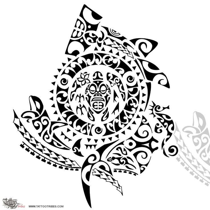 Tatuaggio di Whakamarumaru, Riparare, proteggere tattoo - TattooTribes.com