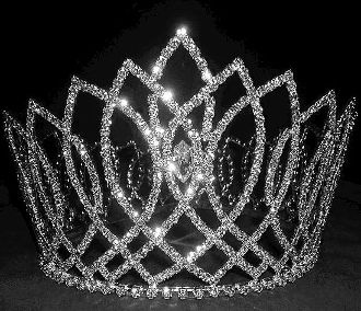 this is not a beauty pageant crown its a real crown not a fake one do not touch it ever or you will get kicked out of this pageant