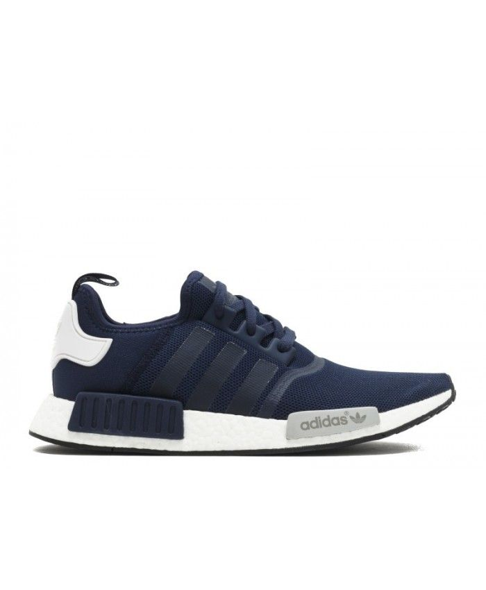 brand new 3c1a0 1360f Chaussure Adidas NMD Runner Armée CollégialeBlanche S79161