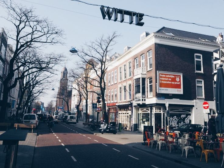 Witte de Witstraat is one of the trendy areas in #Rotterdam. In here you can find art galleries, special shops, popular restaurants, and more.
