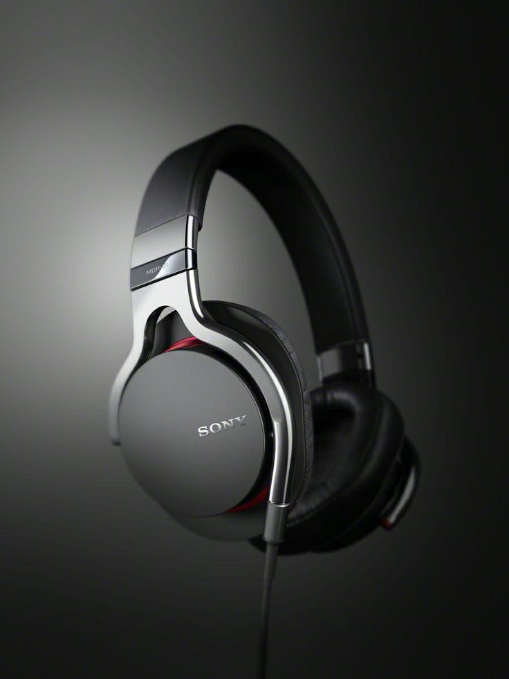 SONY UNVEILS NEW PREMIUM MDR-1 HEADPHONES IN COLLABORATION WITH SONY MUSIC ENTERTAINMENT