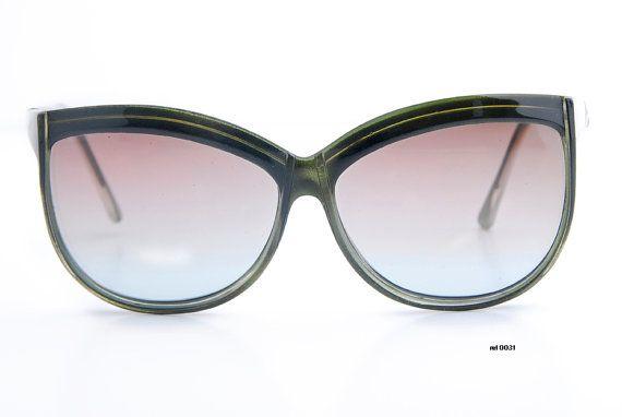 80s sunglasses  Width frame 13,5 cm  height 5,5 cm