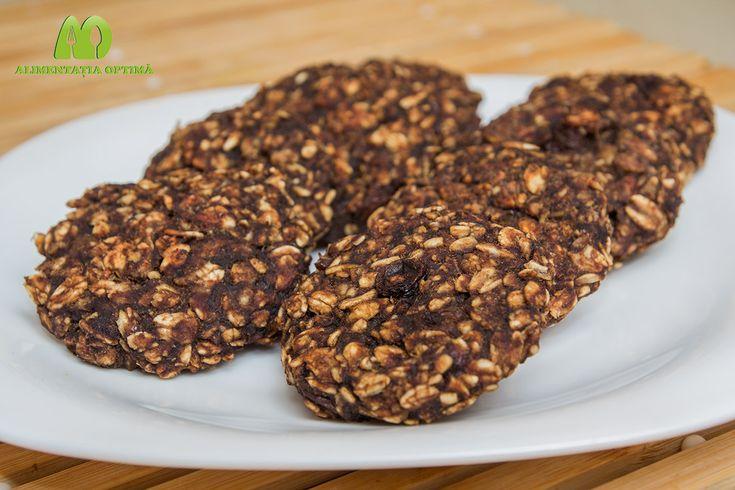 Cookies dulci cu mere și curmale » Alimentația Optimă