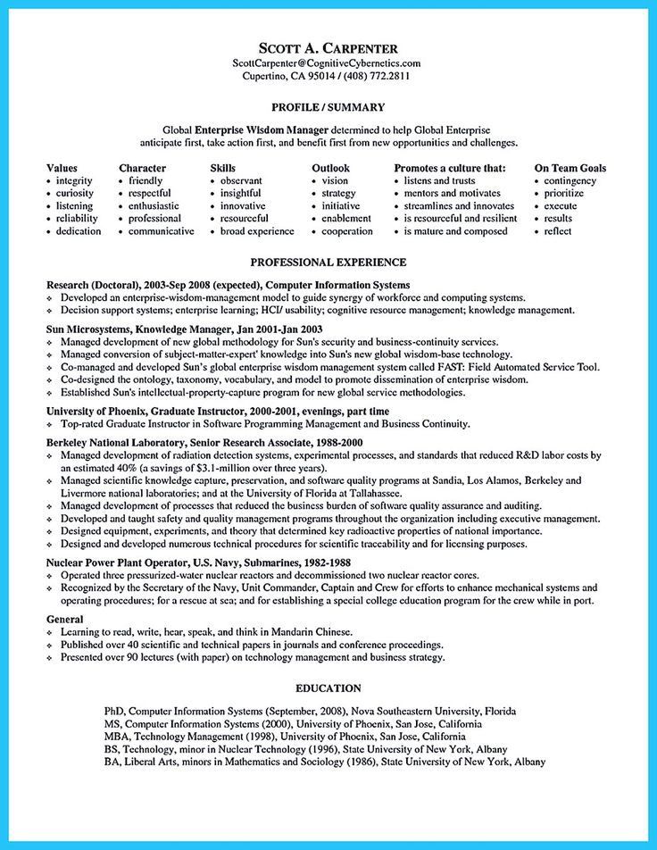 concrete carpenter resume free pdf download. carpenter cv example ...