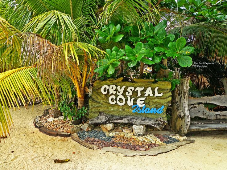 The Soul Explorer: Crystal Cove Island - Boracay Island