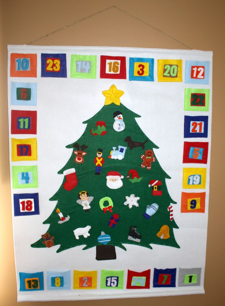 Detailed instructions and free printables to make this ULTIMATE ADVENT CALENDAR! A great tradition to do as a family each year...putting a tree on an ornament, learning the story of Christmas and d...