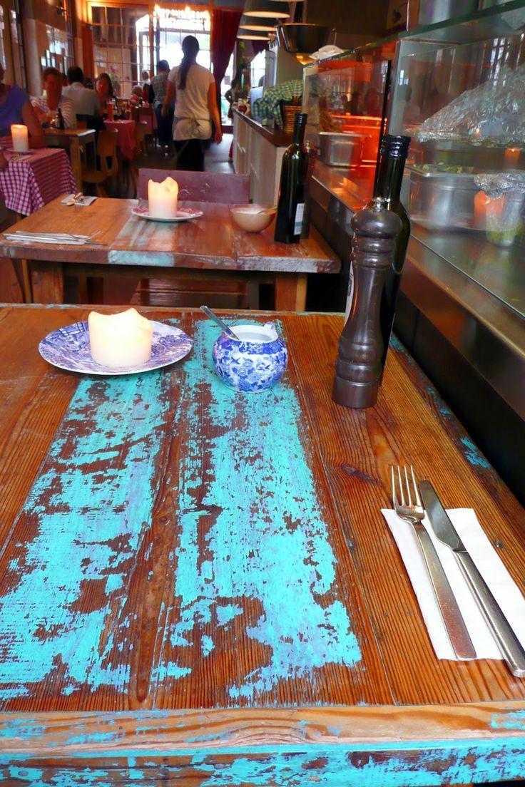 Lieblingsrestaurant: Bullerei, Hamburg - Industrial, shabby chic, bohemian. Best meat in town.