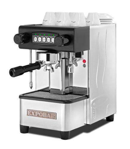 Expobar Office Control espresso apparaat, Expobar semi-automaat  koffiezetapparaat.