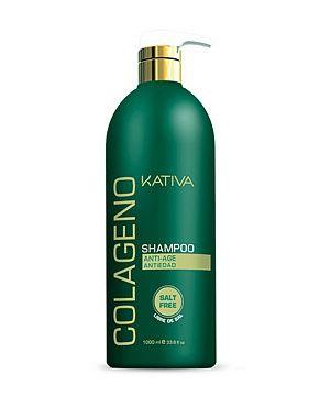 Коллагеновый шампунь KATIVA для всех типов волос COLAGENO, 1000 мл