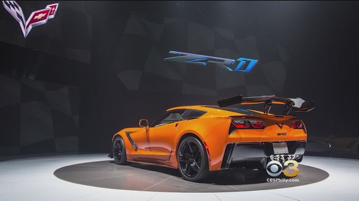 cool General Motors Unveils Fastest Corvette Ever That Goes 210 MPH