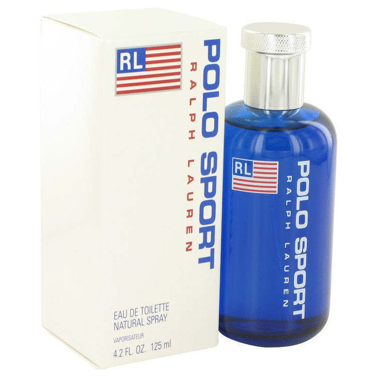 Polo Sport Men's Cologne by Ralph Lauren 4.2 oz / 125 ml EDT Spray New In Box #RalphLauren