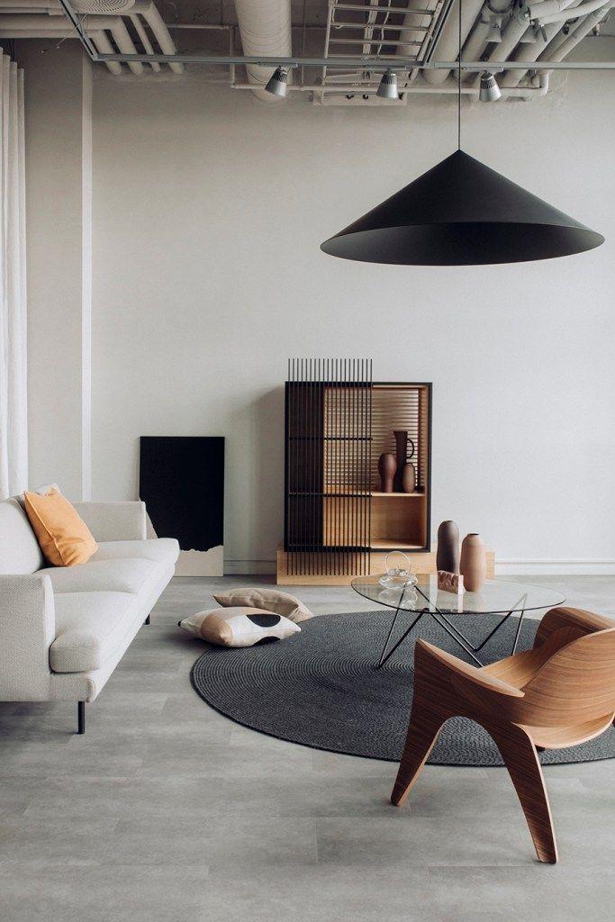 New Houz Oslo Coco Lapine Design Room Interior Minimalist Living Room Interior Design Living Room