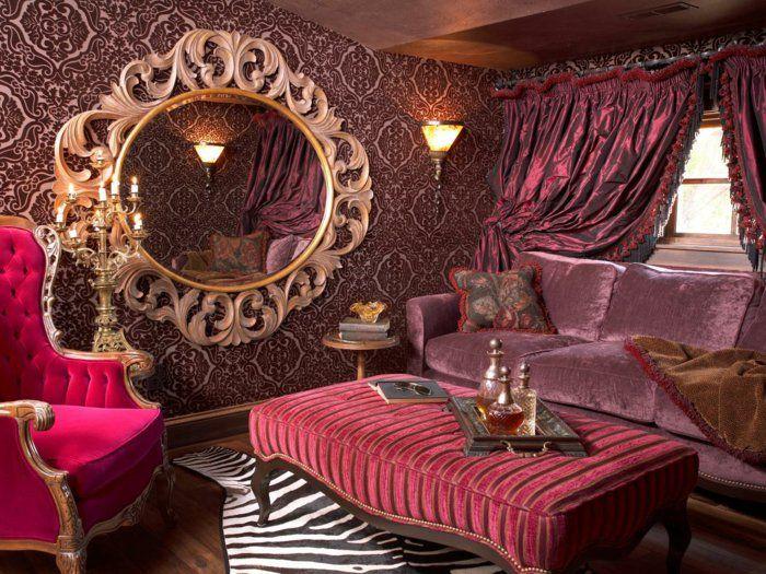 die 25+ besten ideen zu rote sofas auf pinterest | rote ...