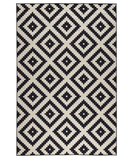 "$99  Ikea LAPPLJUNG RUTA rug 6'7"" x 9'10"" 