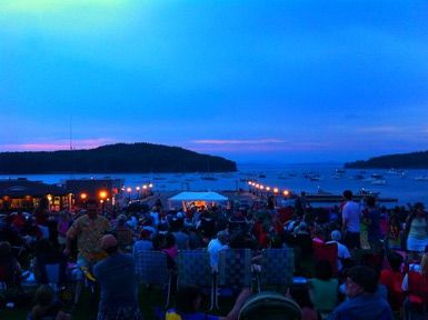 Bar Harbor New Englands Most Epic Fourth Of July Celebrations About Com Family