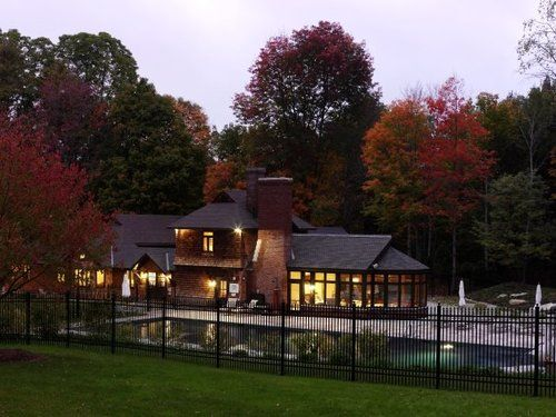 Blantyre a relais and chateaux property in lenox ma a for Lenox ma wedding venues