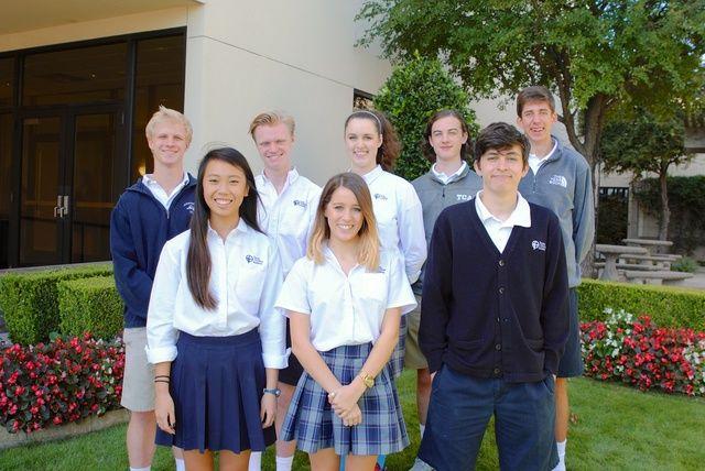 Eight Seniors from Trinity Christian Academy Named in National Merit Scholarship Program