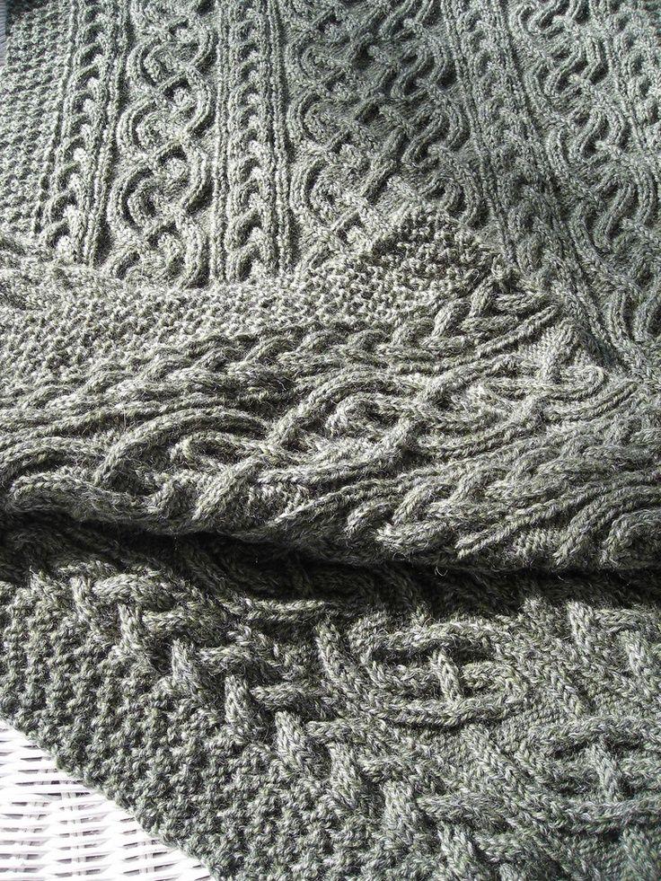 The 25+ best Aran knitting patterns ideas on Pinterest ...