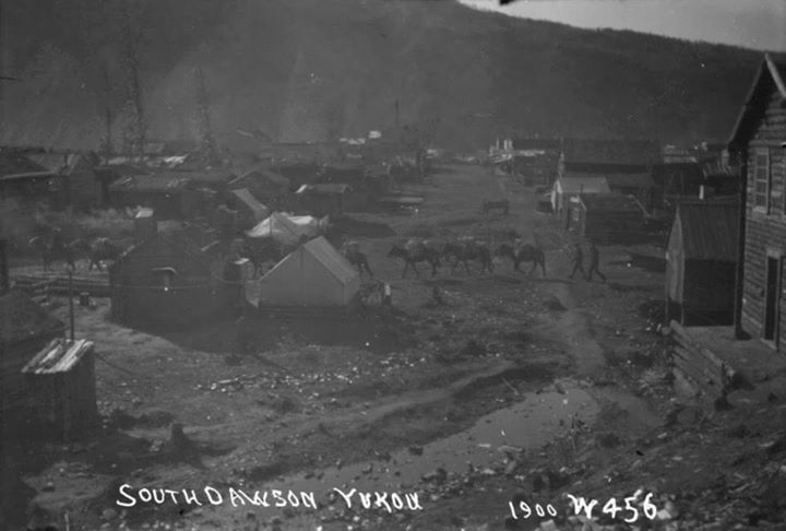 Vue de South Dawson (Yukon), 1900  http://collectionscanada.gc.ca/pam_archives/index.php?fuseaction=genitem.displayItem&lang=fre&rec_nbr=3301617