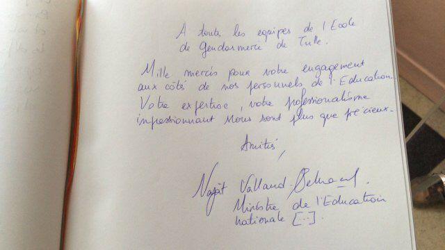 """Et ÇA.. se dit ministre ..oui une """"ministrucule""""  sans orthographe"""