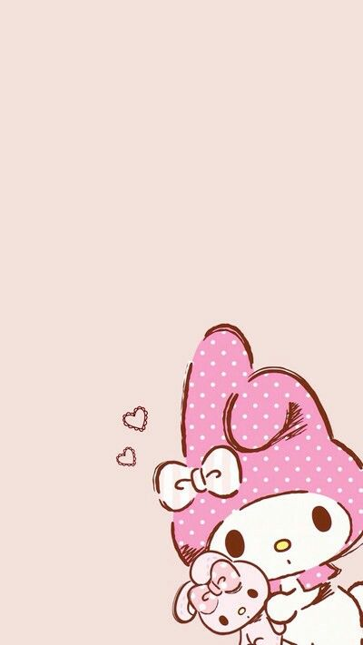 My Melody Wallpaper                                                                                                                                                                                 More