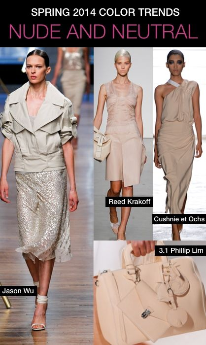 NYFW S/S 14 Color Trends