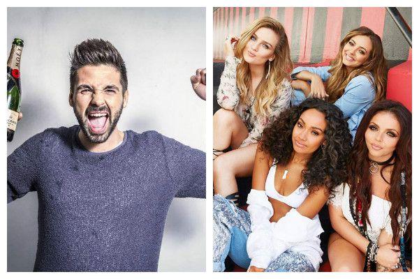 United Kingdom: Commentator Scott Mills wants Ben Haenow or Little Mix for Eurovision 2016