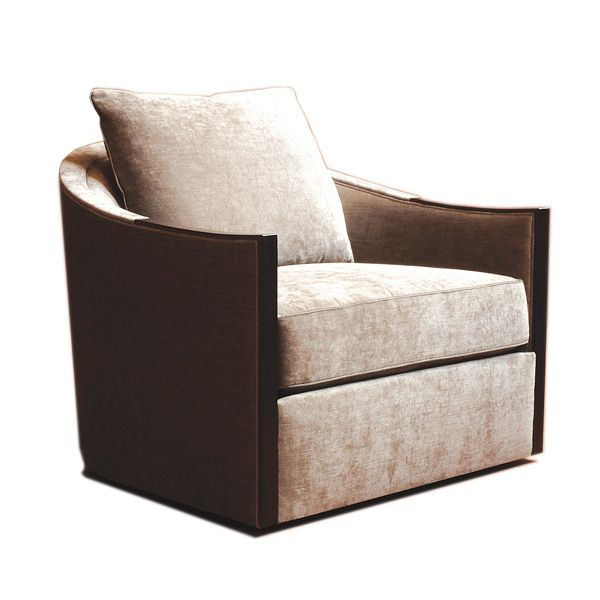 Madrid swivel chair dennis miller associates fine for Furniture madrid