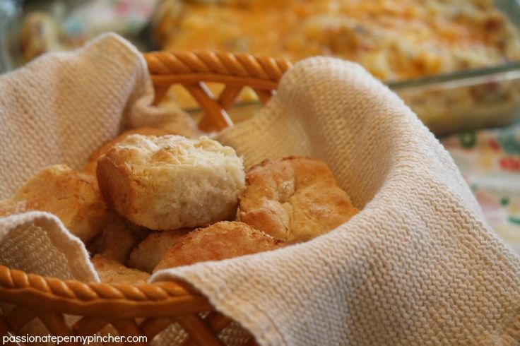 Simple 7 Up Biscuits - all you need is four simple ingredients and 20 minutes to have these on the table for dinner!